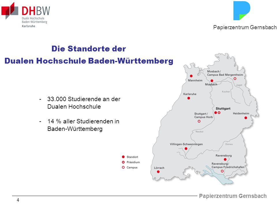 Dualen Hochschule Baden-Württemberg