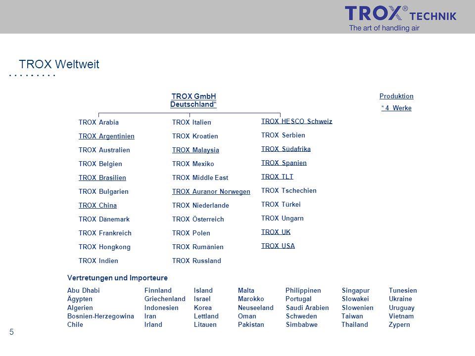 TROX GmbH Deutschland*