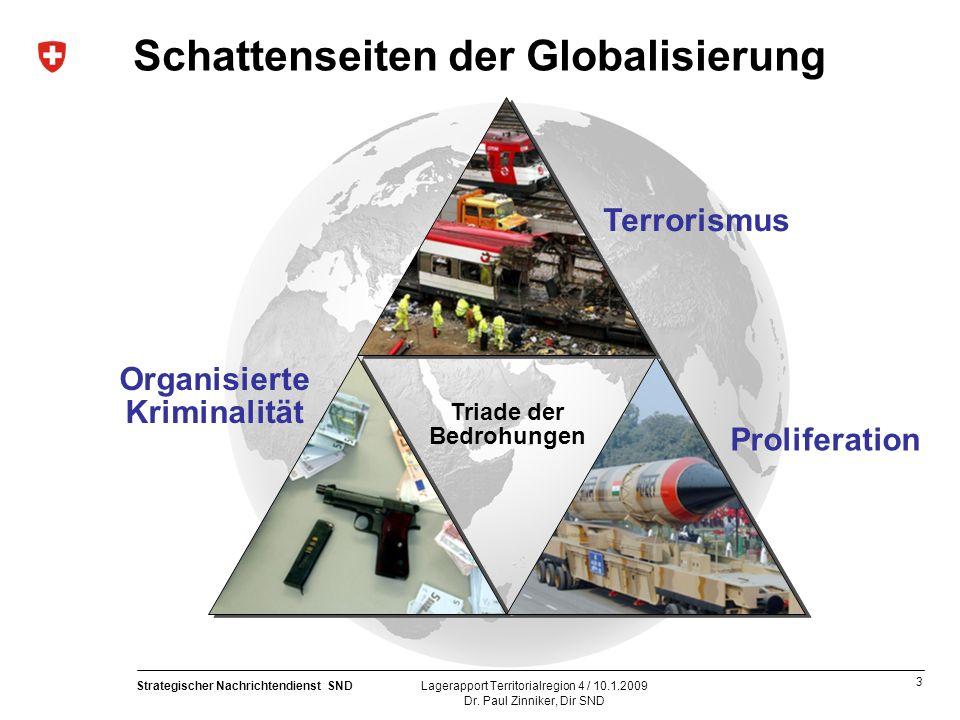 Schattenseiten der Globalisierung