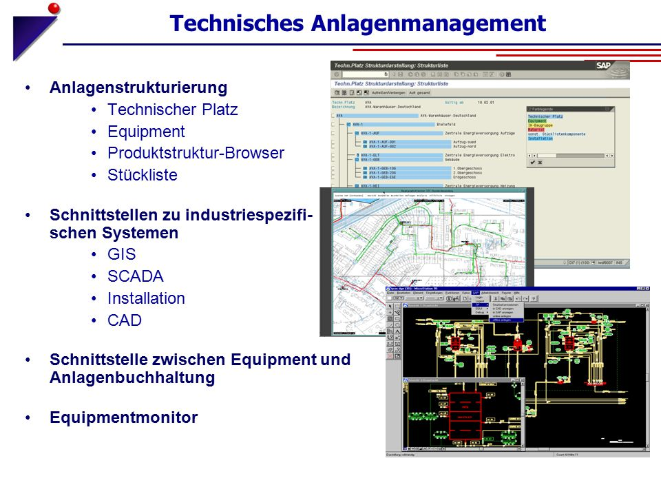 Technisches Anlagenmanagement