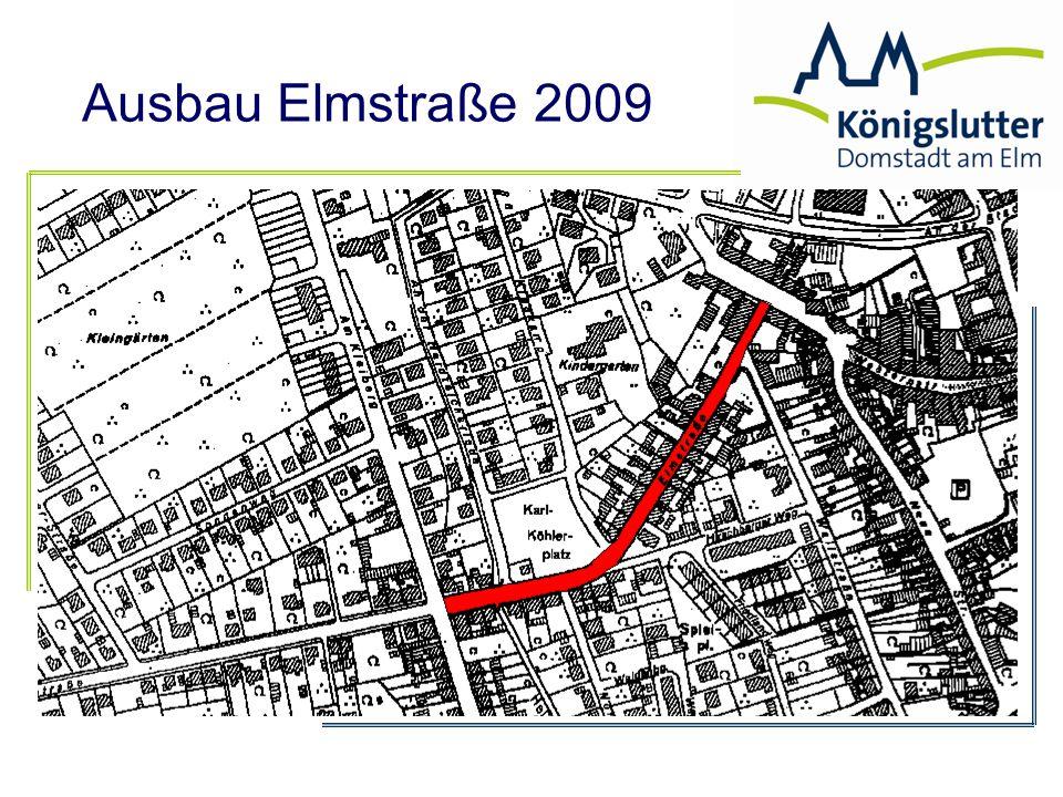Plan Elmstraße