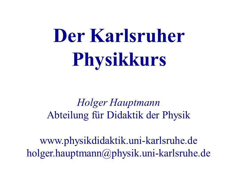Abteilung für Didaktik der Physik