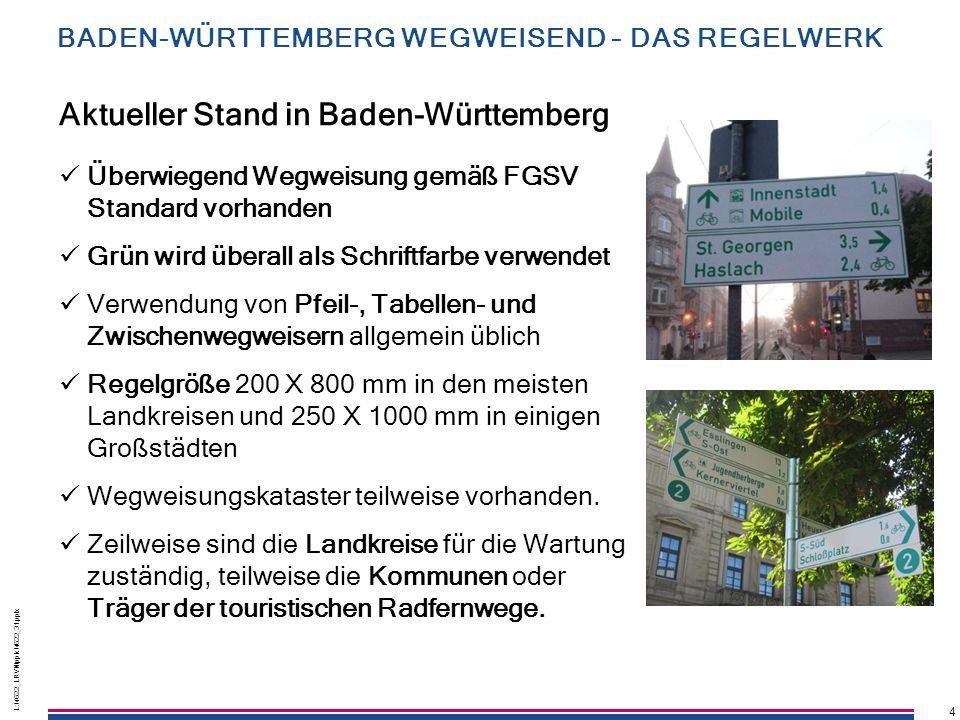 Aktueller Stand in Baden-Württemberg