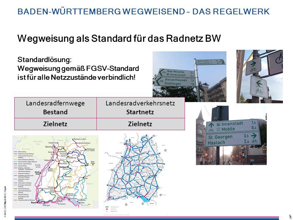 Landesradverkehrsnetz Startnetz