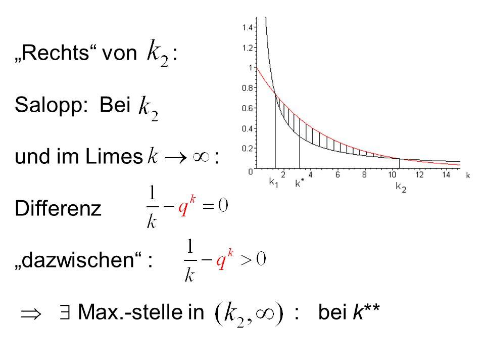 """""""Rechts von : Salopp: Bei. und im Limes : Differenz."""