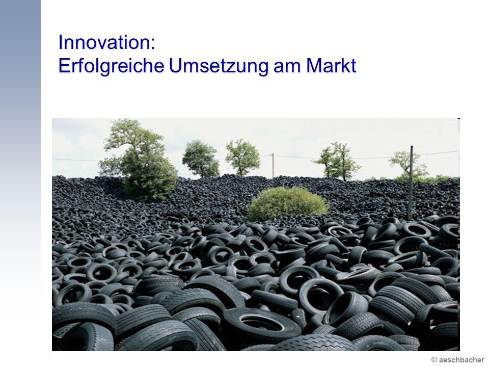 Innovation: Erfolgreiche Umsetzung am Markt