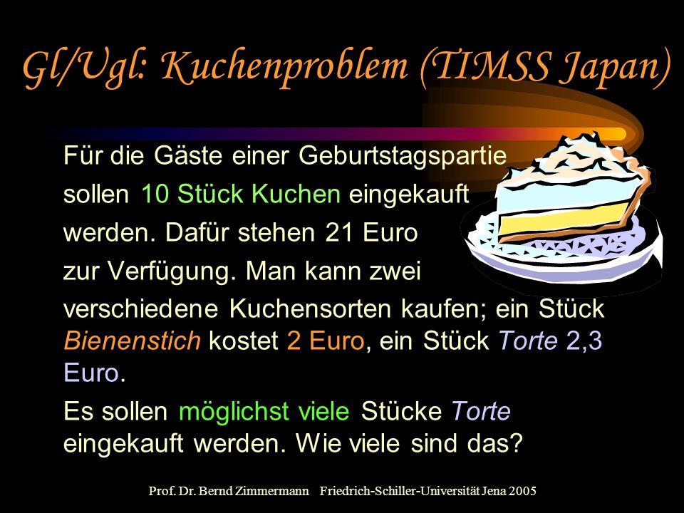 Gl/Ugl: Kuchenproblem (TIMSS Japan)