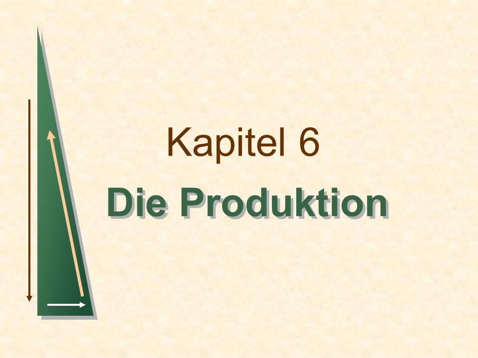 Kapitel 6 Die Produktion 1