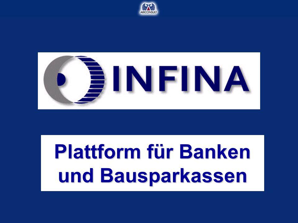 Plattform für Banken und Bausparkassen