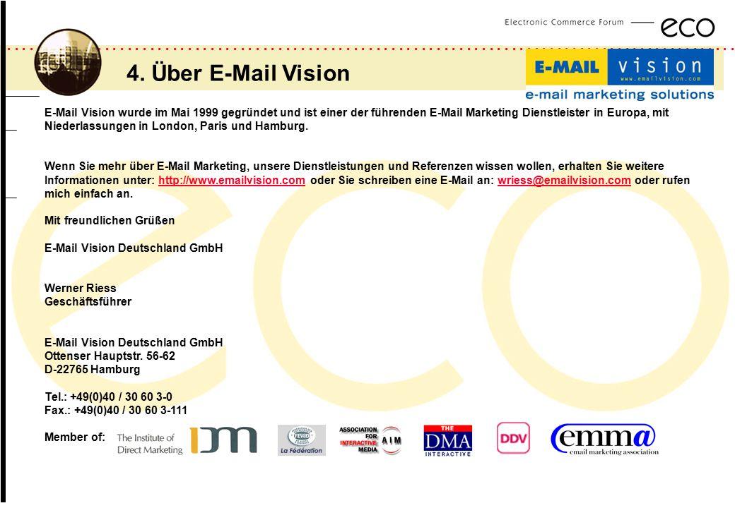4. Über E-Mail Vision