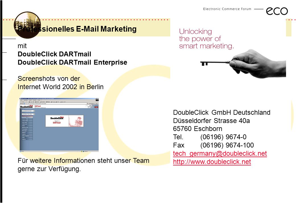 Professionelles E-Mail Marketing