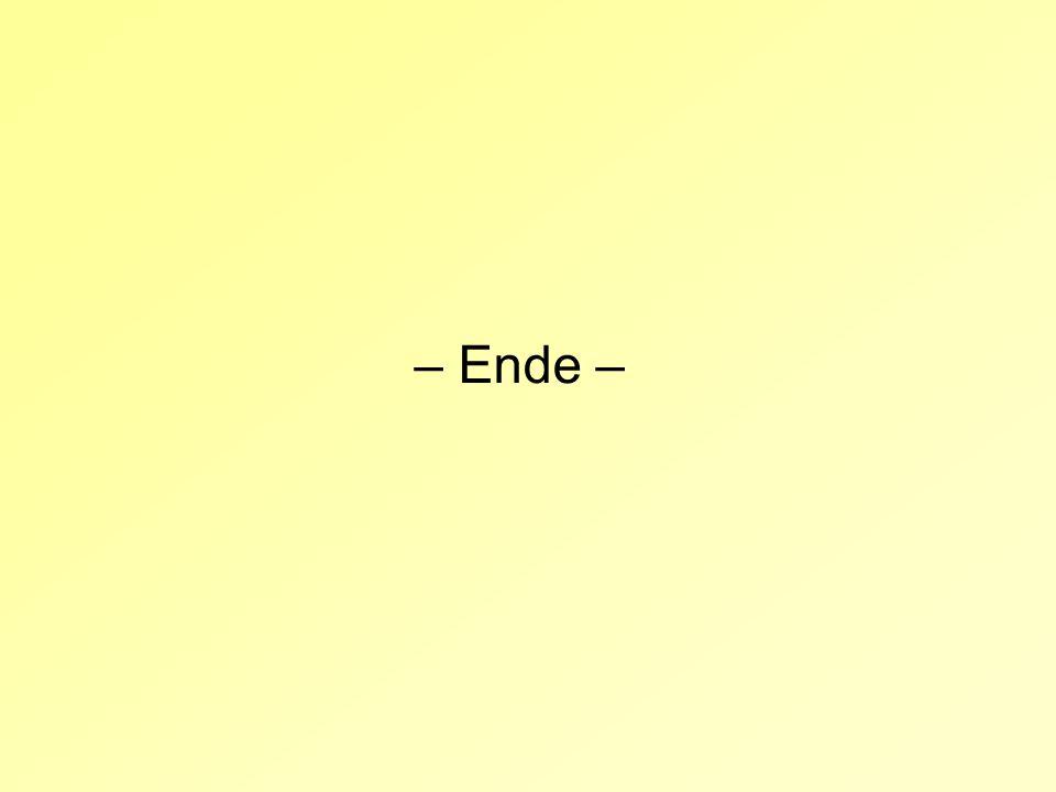 – Ende –