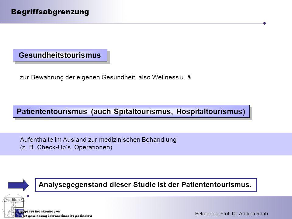 Gesundheitstourismus