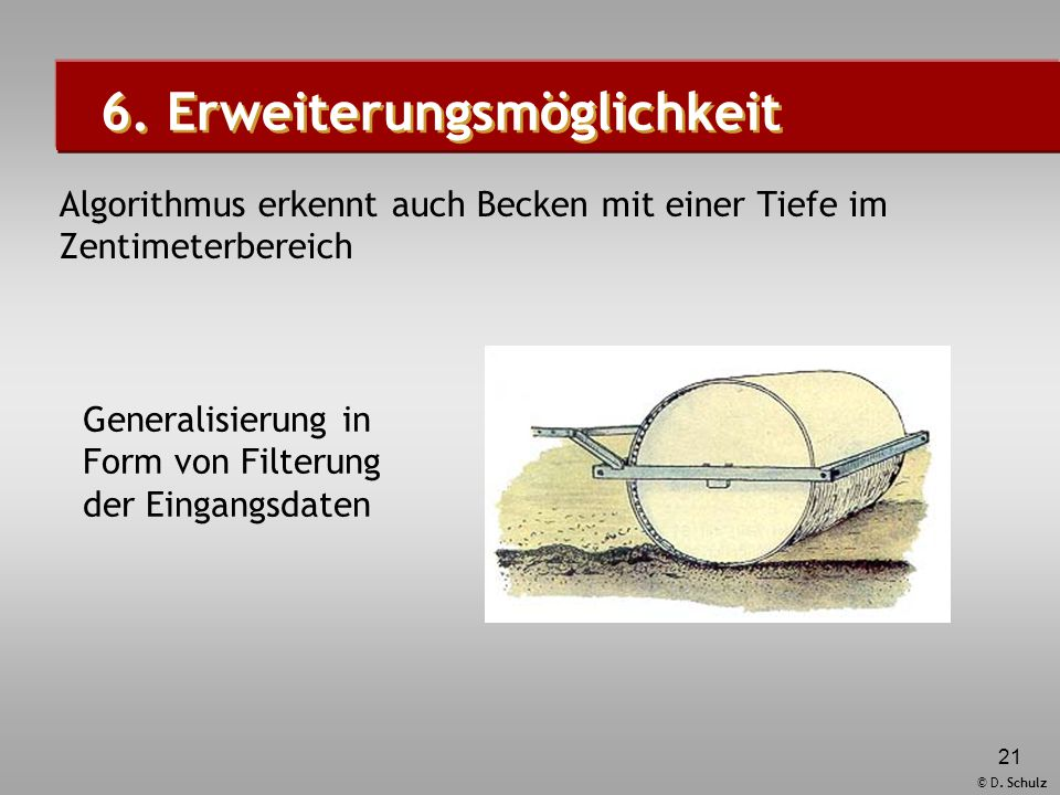 6. Erweiterungsmöglichkeit