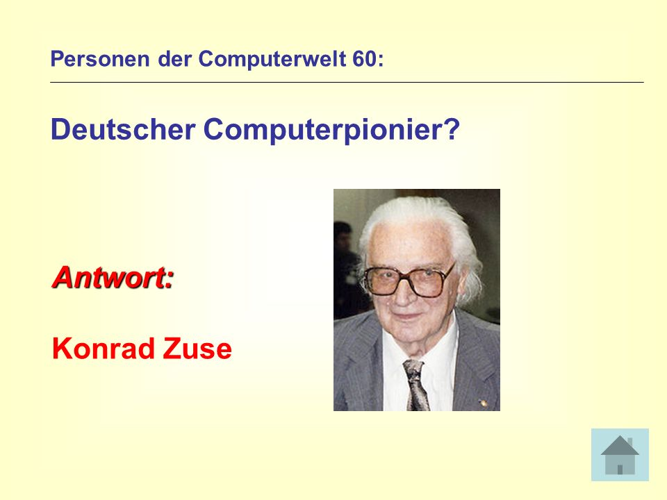 Deutscher Computerpionier