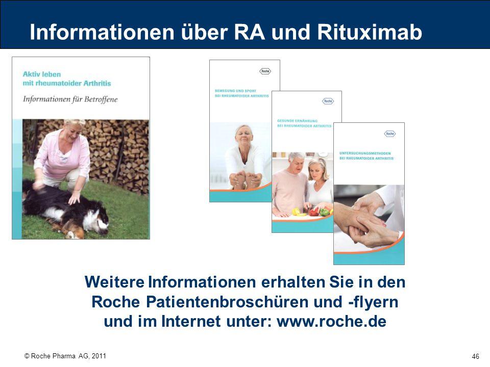 Informationen über RA und Rituximab
