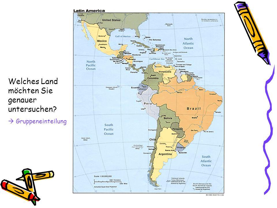 Welches Land möchten Sie genauer untersuchen