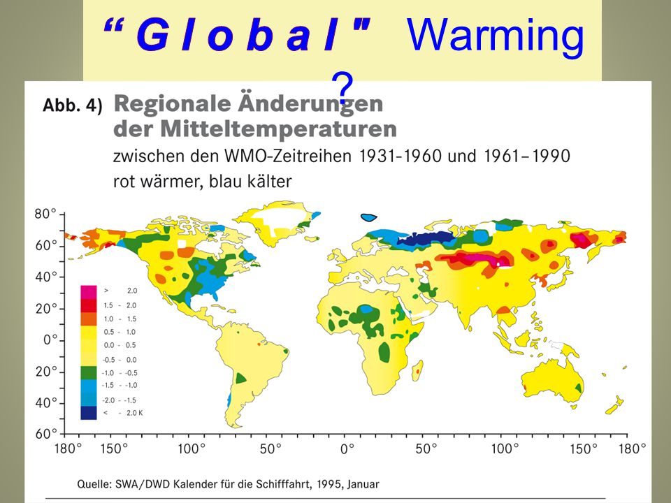 G l o b a l Warming