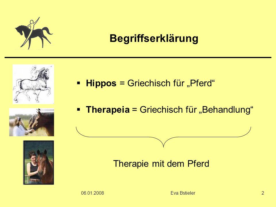 """Begriffserklärung Hippos = Griechisch für """"Pferd"""