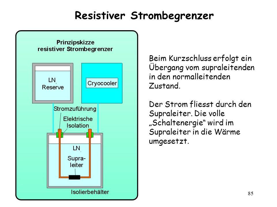 Resistiver Strombegrenzer