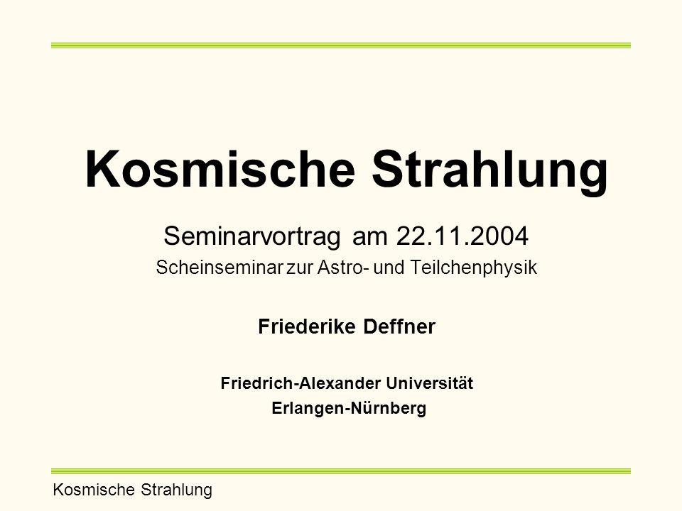 Friedrich-Alexander Universität