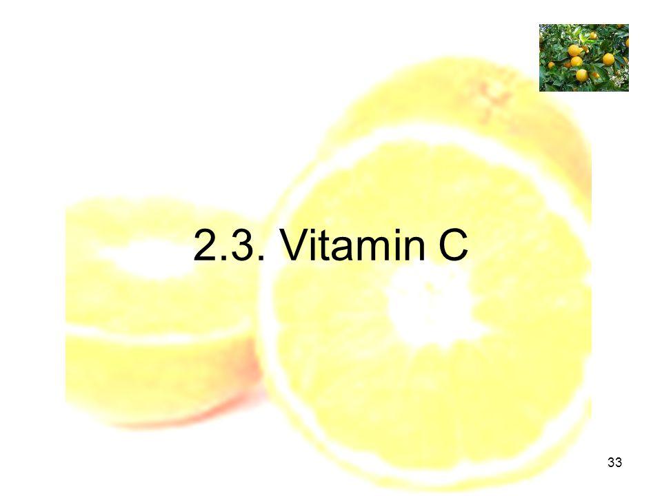 2.3. Vitamin C