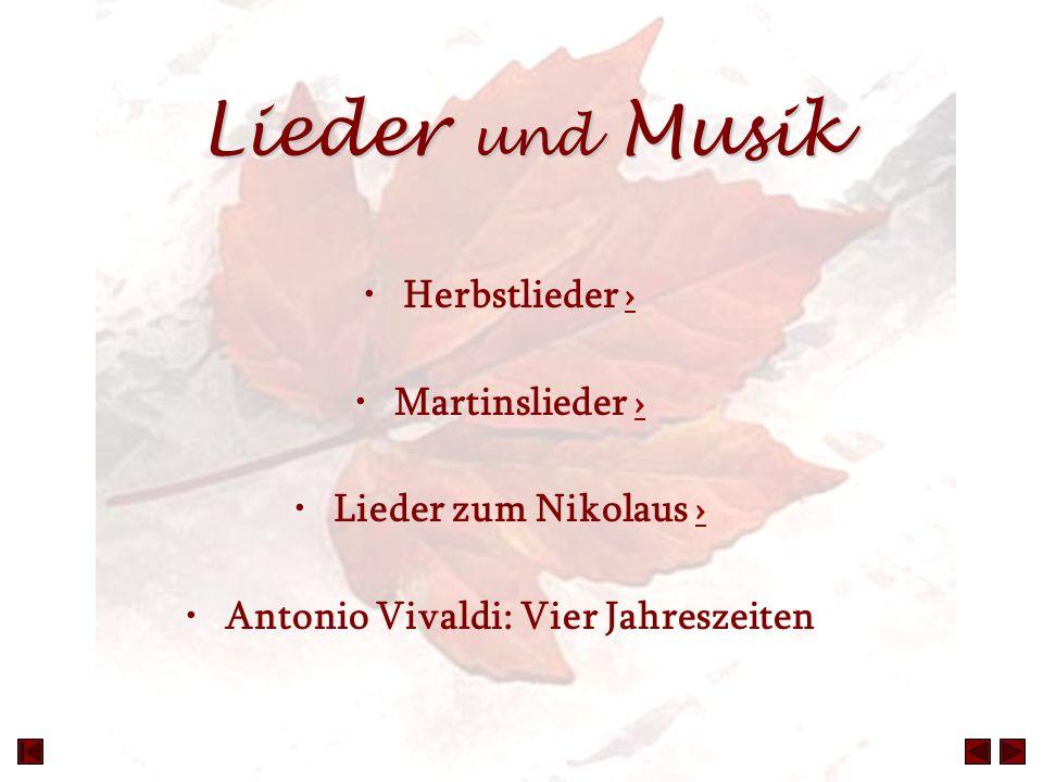 Antonio Vivaldi: Vier Jahreszeiten