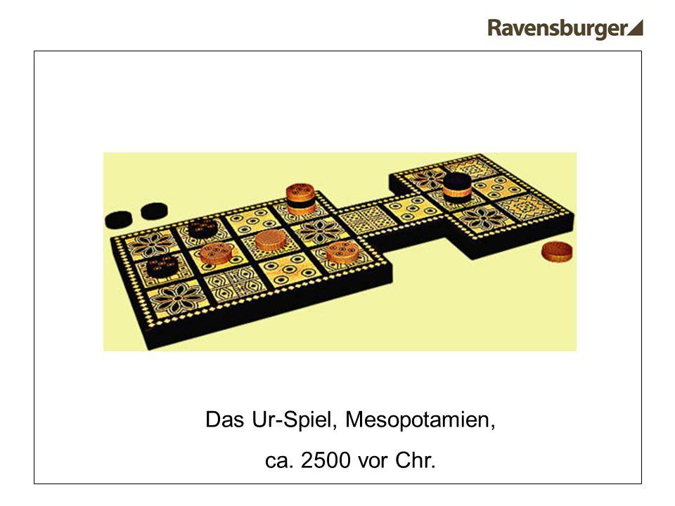 Das Ur-Spiel, Mesopotamien,
