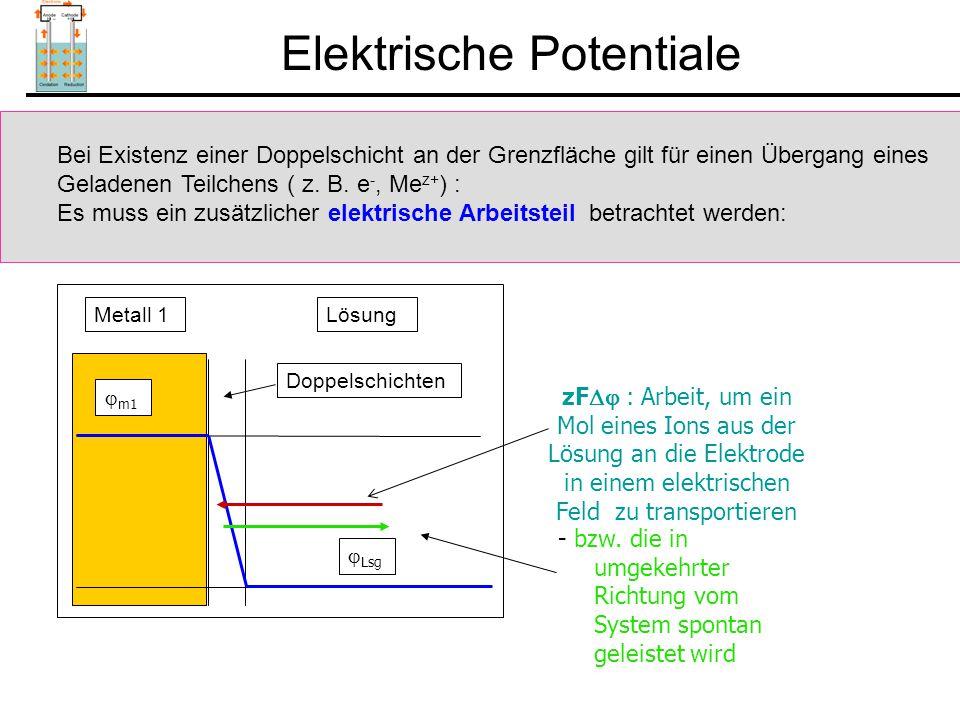Elektrische Potentiale