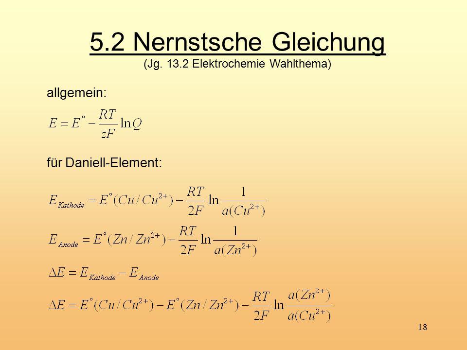 (Jg. 13.2 Elektrochemie Wahlthema)