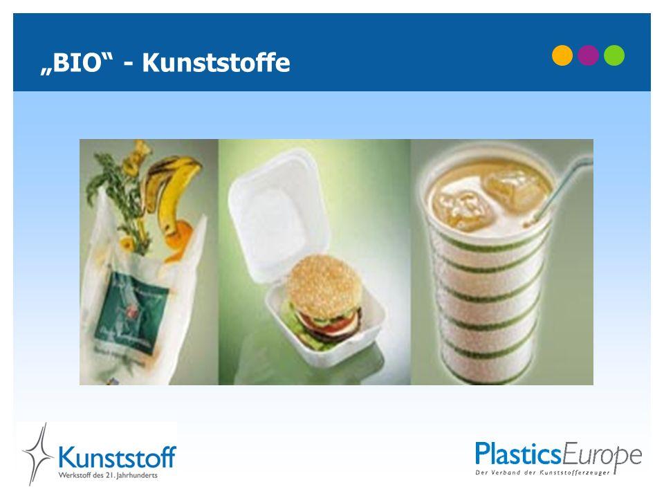 """BIO - Kunststoffe"