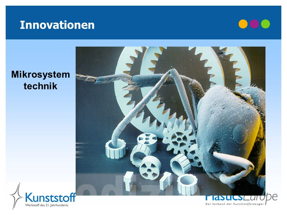 Innovationen Mikrosystemtechnik