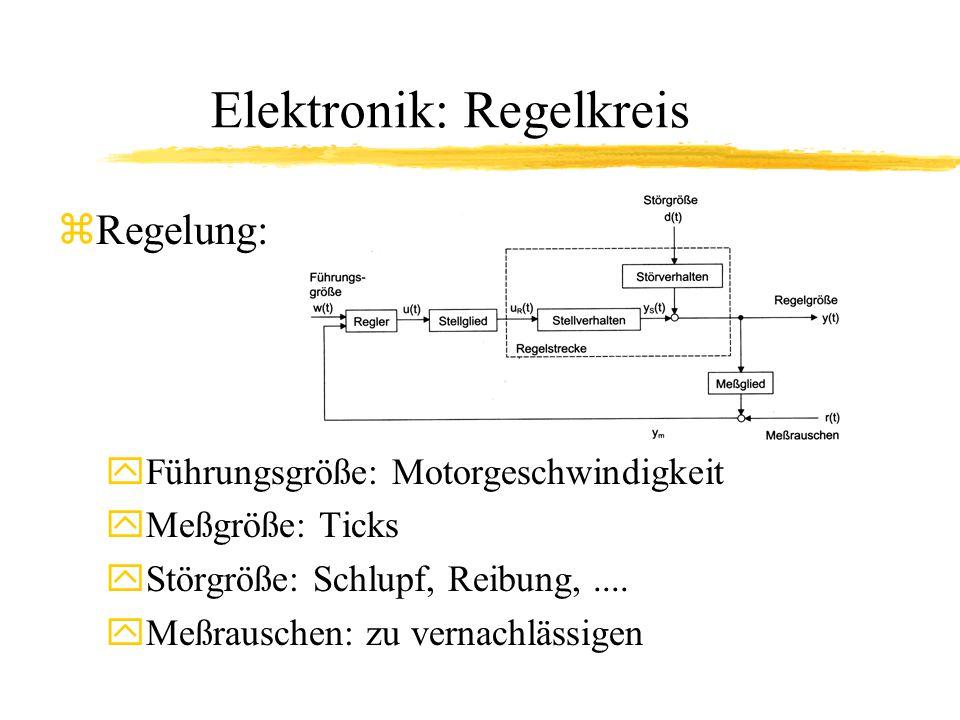Elektronik: Regelkreis
