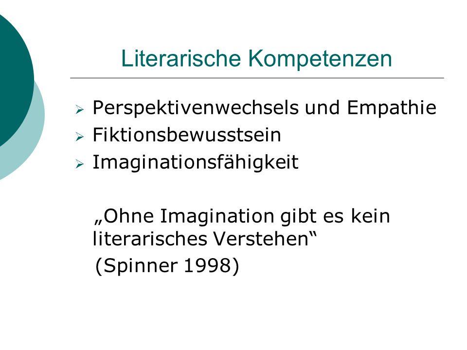 Literarische Kompetenzen