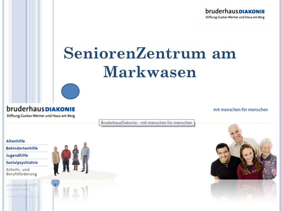 SeniorenZentrum am Markwasen