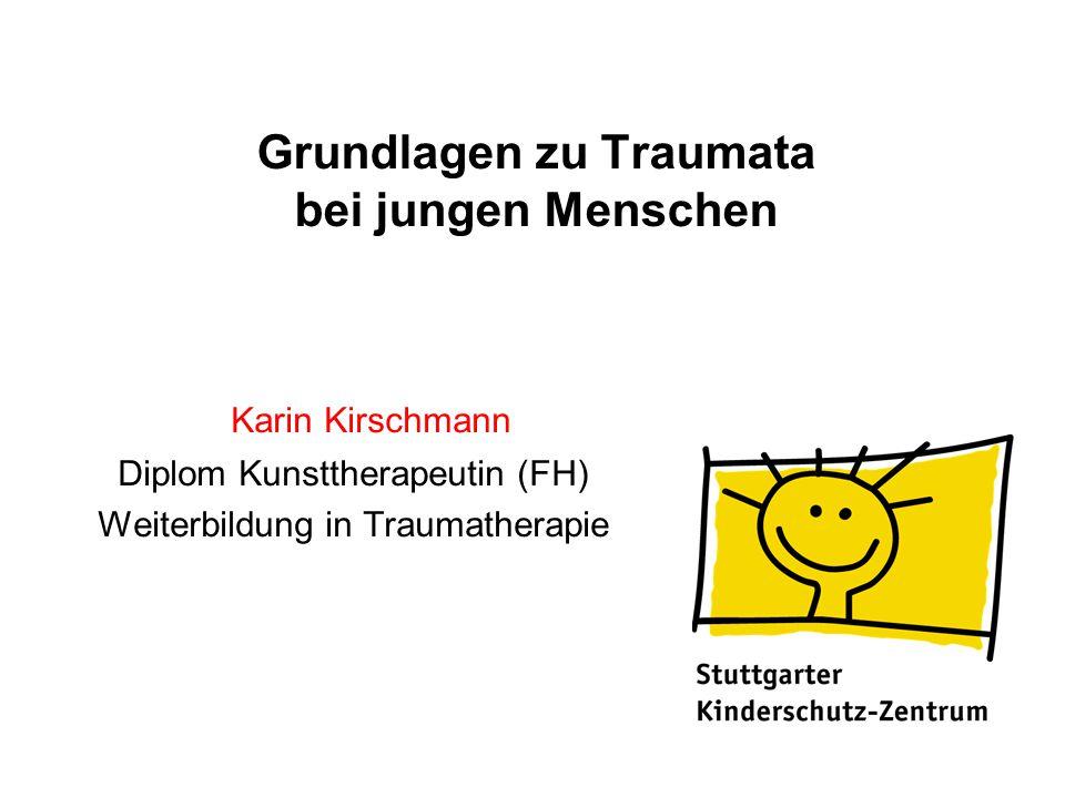 Grundlagen zu Traumata bei jungen Menschen