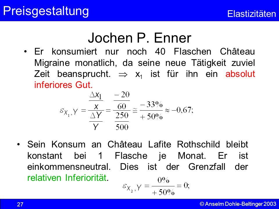 Jochen P. Enner