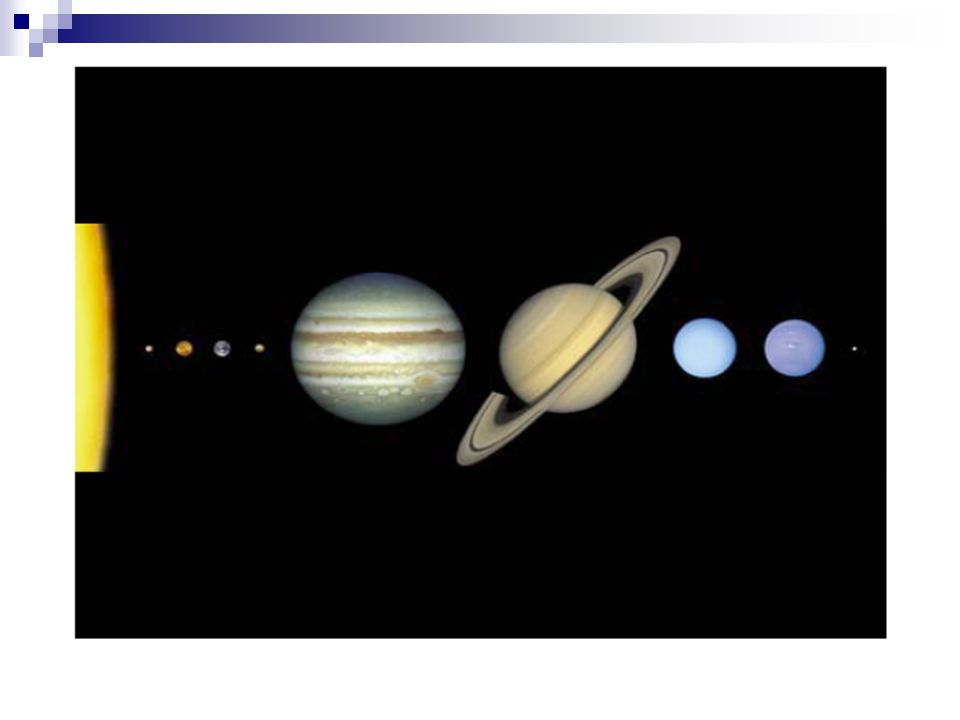 Saturn im Sonnensystem (NASA PIA00400)
