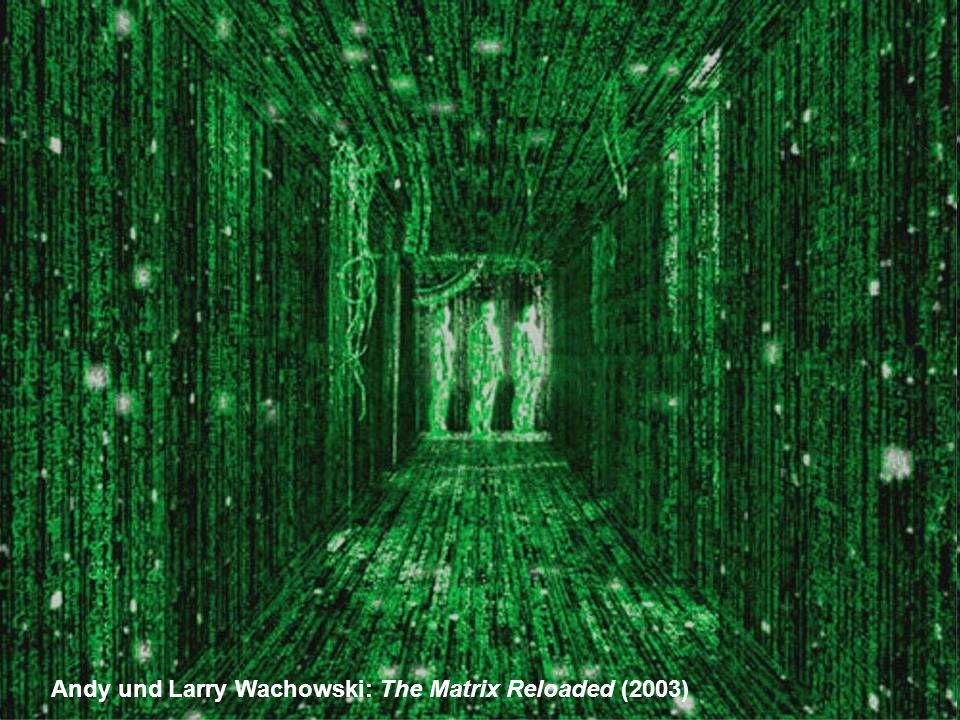 Andy und Larry Wachowski: The Matrix Reloaded (2003)
