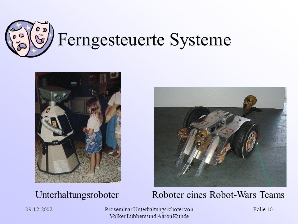Ferngesteuerte Systeme