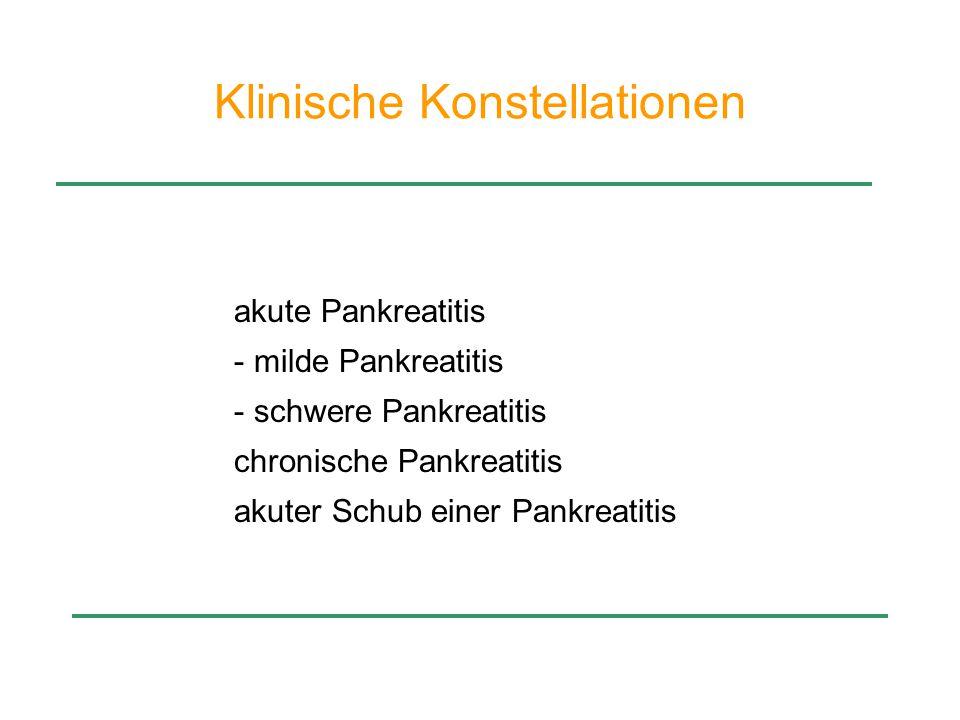 Klinische Konstellationen