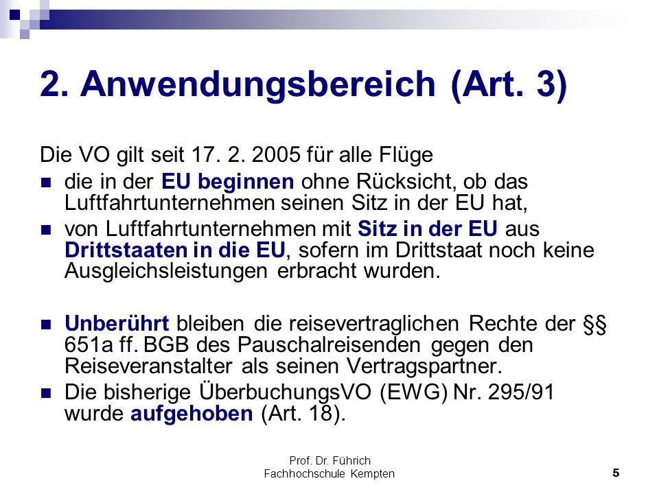 2. Anwendungsbereich (Art. 3)