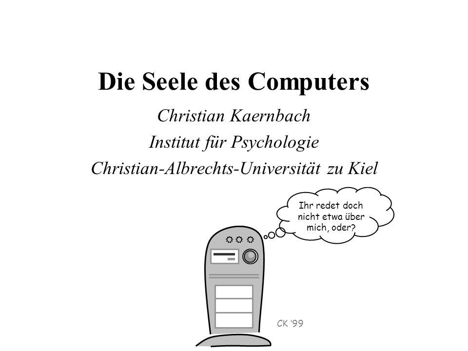 Die Seele des Computers