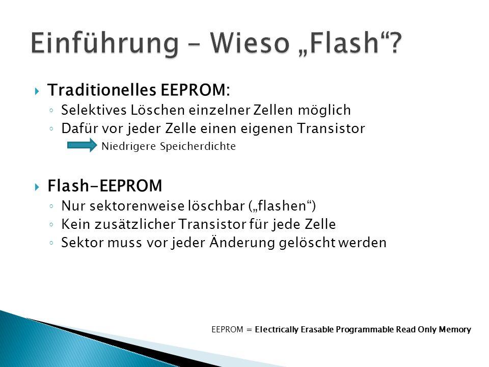 """Einführung – Wieso """"Flash"""