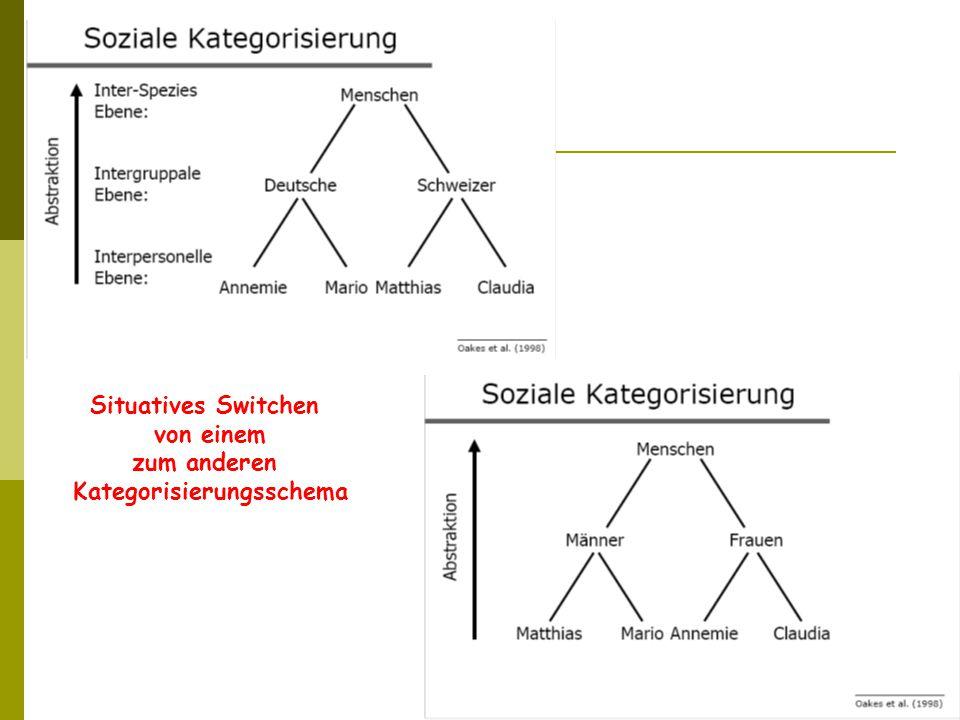 Kategorisierungsschema