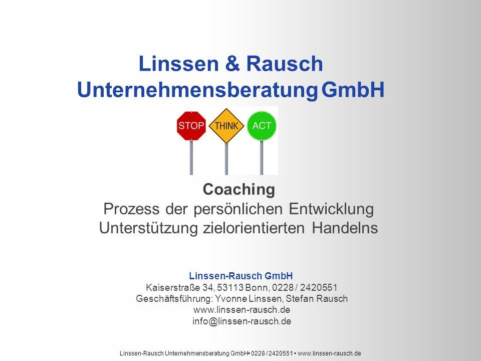 Linssen & Rausch Unternehmensberatung GmbH