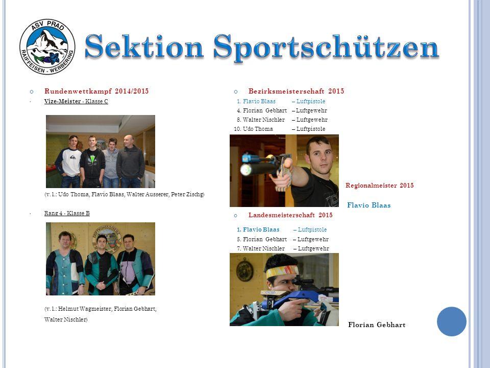 Sektion Sportschützen