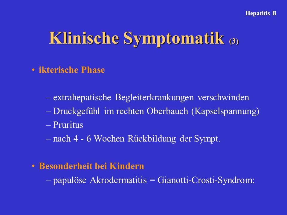 Klinische Symptomatik (3)