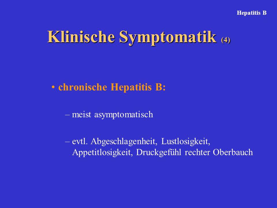 Klinische Symptomatik (4)
