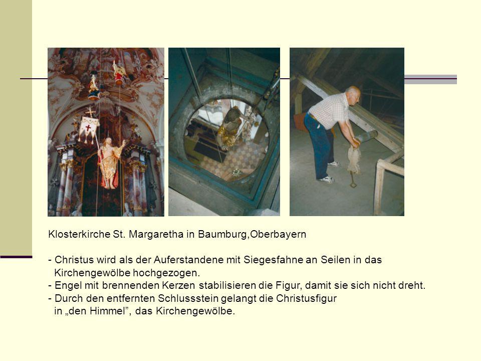 Klosterkirche St. Margaretha in Baumburg,Oberbayern